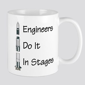 Engineer stages Mug